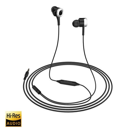 Dodocool Hi-res In-ear Fones De Ouvido Com Remoto E Microfon