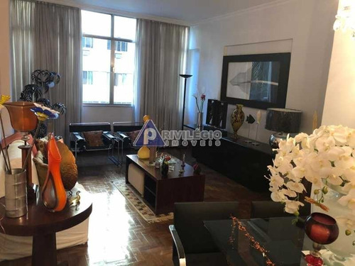 Imagem 1 de 27 de Apartamento À Venda, 3 Quartos, 1 Suíte, 1 Vaga, Flamengo - Rio De Janeiro/rj - 2868