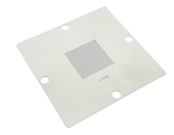 Stencil Bga Universal 0.3mm 80x80mm