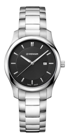 Reloj Wenger Dama City Classic 34mm *jcvboutique*