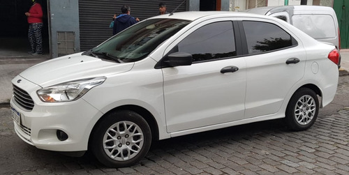 Ford Ka S 2018 Impecable $ 735000 Y Ctas (gm)
