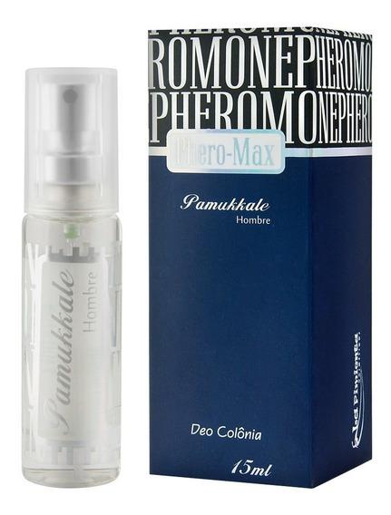 Perfume Afrodisíaco Masculino Phero Max Pamukkale 15ml