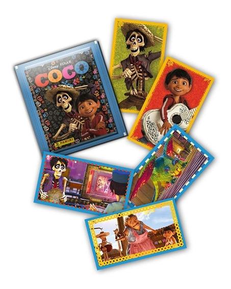 Estampas: Coco: La Música Nos Une   Panini   Variedad