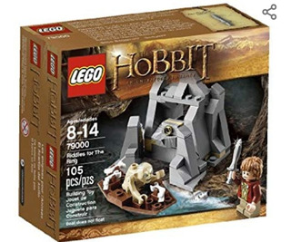 Lego The Hobbit Riddles For The RingSet 79000