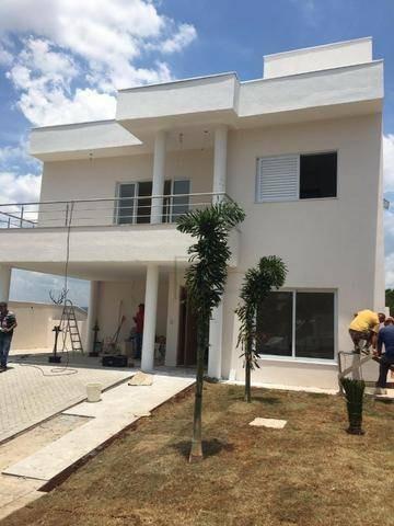Casa À Venda, 276 M² Por R$ 1.700.000,00 - Alphaville Nova Esplanada I - Votorantim/sp - Ca1957