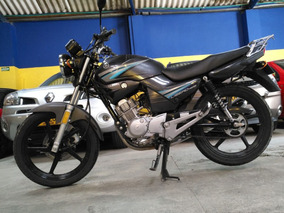 Moto Yamaha Ybr 125ed