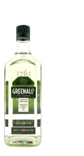 Gin Greenalls Importado De Inglaterra Envio Gratis Caba