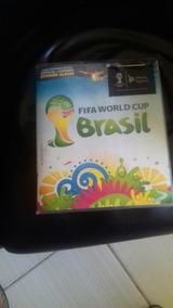 Album Copa 2014 No Brasil Completo Co Capa Plastificada