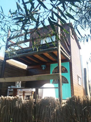 Excelente Cabaña Punta Del Diablo  Cumbre Del Diablo 1