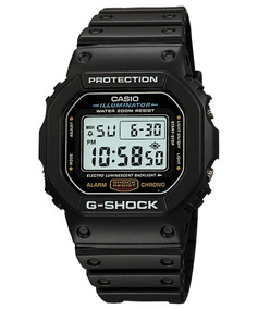 Casio G-shock Digital Dw-5600e-1vq