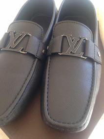 Zapatos Mocasines Louis Vuitton Originales