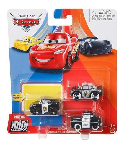 Cars Minis 3 Pack
