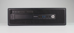 Computador Desktop Pc Hp Elitedesk 705 G1 Amd A10 8gb 500gb