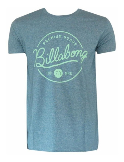 Camiseta Premium Goods Billabong