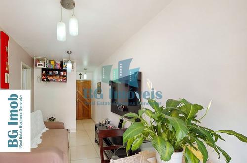 Imagem 1 de 8 de Apartamento 33 M² À Venda 1 Dorm. 1 Vaga De Garagem Bela Vista/sp - Bg20-103