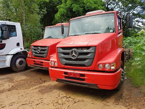 Mercedes-benz Mb 1319 Ano 2014 / Ford 1519 Ano 2013 Toco