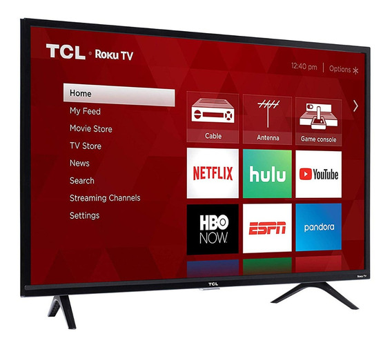 Tv Smart Tcl 32 Pulg 720p Hd Roku Edition Netflix Youtube