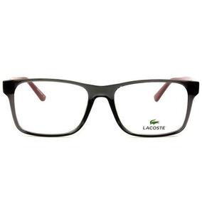 8c61d3c10 Armação Óculos De Grau Lacoste Masculino L2741 035