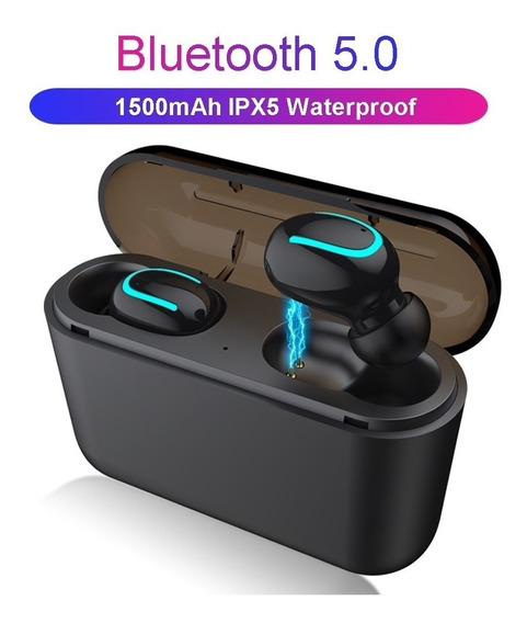 Fone De Ouvido Sem Fio Bluetooth 5.0 Ipx5 Original