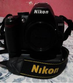 Nikon D3000 Nova Na Caixa