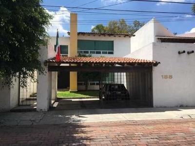 Casa En Renta En Jurica Privada, Queretaro