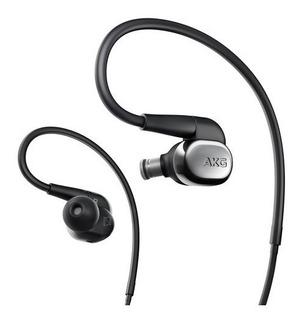 Akg N40 Auriculares Con Sonido Personalizable Alta Resolució