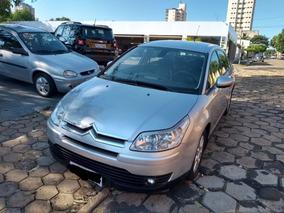 C4 Pallas Ano 2012/2013 Glx Prata Banco De Couro