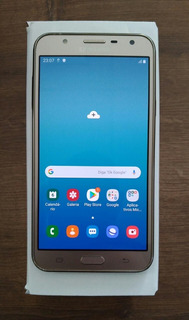 Celular Samsung Galaxy J7 Neo 16gb Leia Descrição + Nf