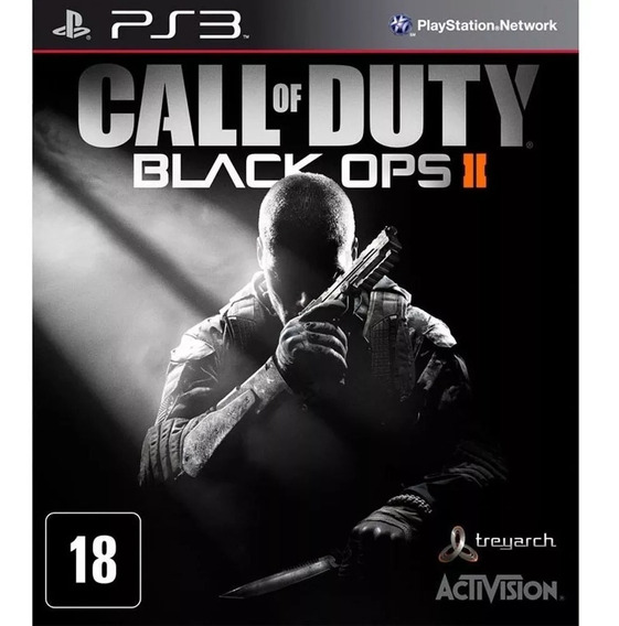 Call Of Duty Black Ops 2 Portugues Ps3 Original Envio Imedia