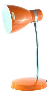 Velador Lampara De Escritorio Flexible E27 Apto Led
