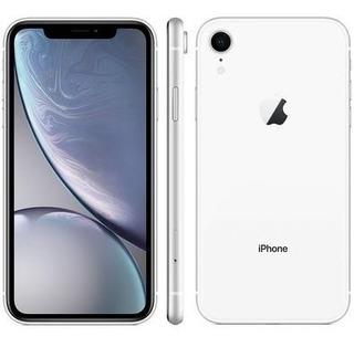 iPhone Xr 256 Gb Branco Semi-novo