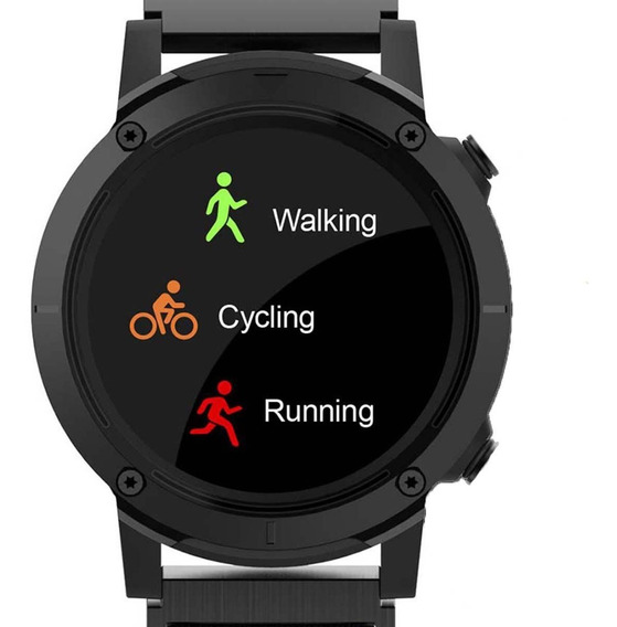 Relógio Seculus Smartwatch 79004g0svnv3 Original Preto Nfe