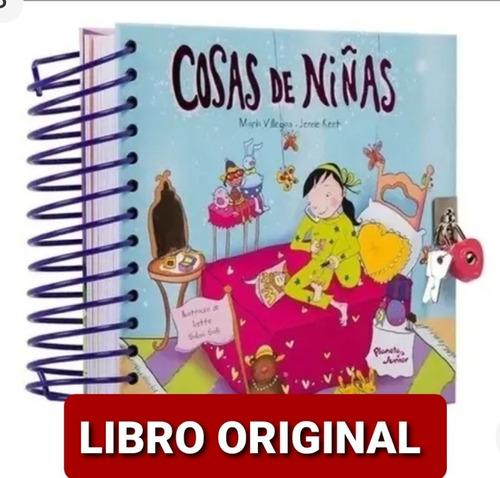 Cosas De Niñas (  Nuevo Y Original)
