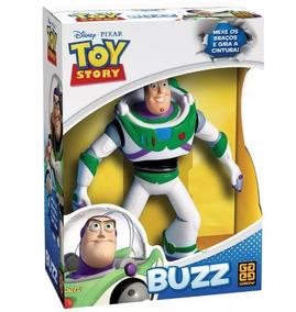 Boneco Buzz Articulado (grow) Novo Na Caixa