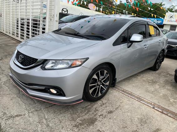 Honda Civic Exl Full Nuevo