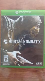 Mortal Kombat X Para Xbox One Al Mejor Precio $249!!!