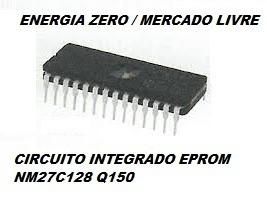 Memoria Eprom B9730af/nm27c128q150 Cod.cin0104 Frete Cr