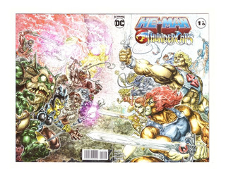He-man - Thundercats - 1 Al 6 - Editorial Televisa