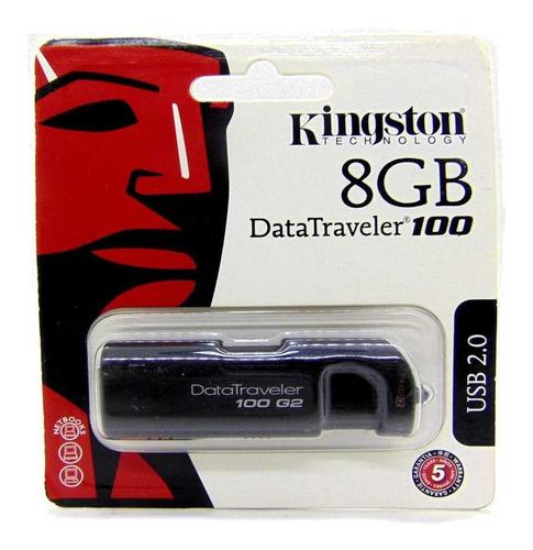 Usb De 8gb Data Traveler