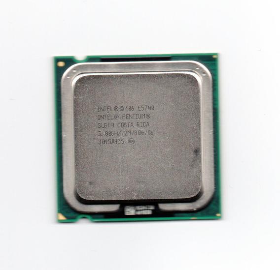 Processador Intel Dual Core E5700 Lga 775 3.00ghz Fsb 800