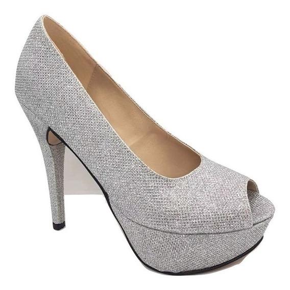 Zapato Stiletto Plataforma