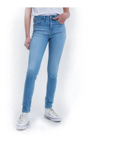 Jeans Mujer Levis 721 High Rise Skinny Tiro Alto