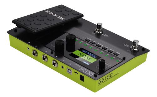 Mooer Ge150 Amp Modelado & Multi Effects Pedal 55 Amplificad   Mercado Libre