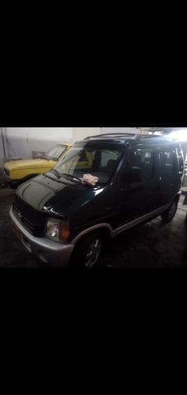 Chevrolet Wagon R Bagon