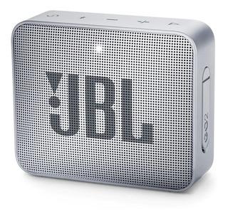 Parlante JBL GO 2 portátil inalámbrico Ash gray