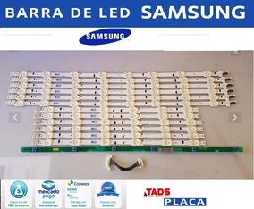 Kit Completo Barra Led Tv Samsung Un50hu7000g