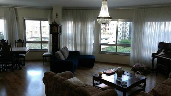 Apartamento Em Pompéia, Santos/sp De 164m² 3 Quartos Para Locação R$ 4.500,00/mes - Ap271544