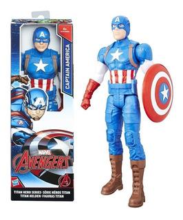 Capitan America - Avengers - Titan Hero Series