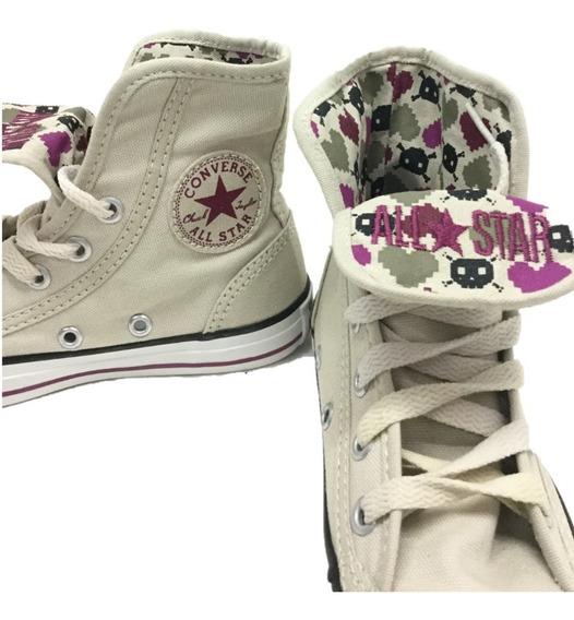 Converse Para Niños Chuck Taylor All Star Heartshi 345714b