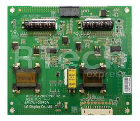 Placa Inverter Philips 42pfl3507d Kls-e420drphf02 6917l-0095